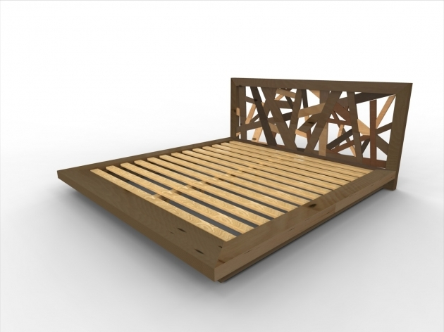 Bed Frame With Headboard Fantastic Wooden Queen Bed Frame Pic 79