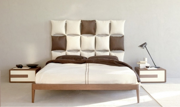 Bed Frame With Headboard Master Low Profile Wooden Headboard White Foam Bed Frames Photos 09