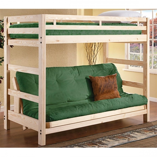 Futon Bunk Bed Collegiate Liberty Bedroom Sets Pictures 10