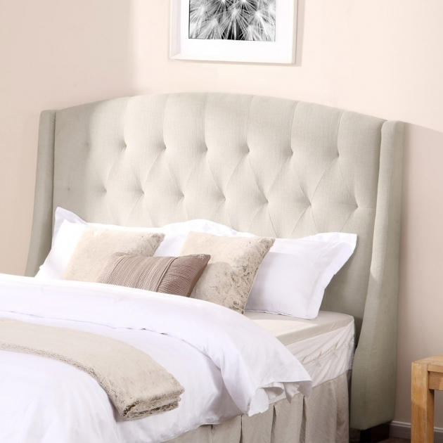 Headboards For Full Size Beds Bedroom Furniture Full Size Bed Frame And Tufted Light Gray Headboard California King Tufted Bed Frame Design Ideas Photo 72