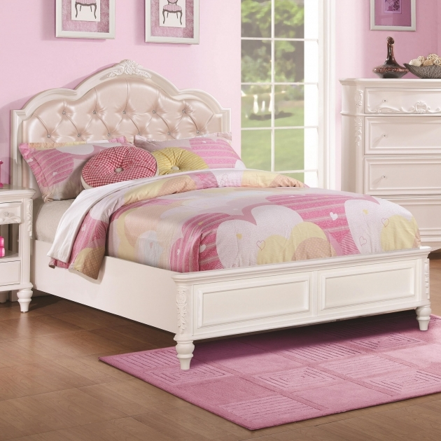 Headboards For Full Size Beds Pink Decor Caroline Full Size Bed With Diamond Tufted Headboard Coaster Pics 67