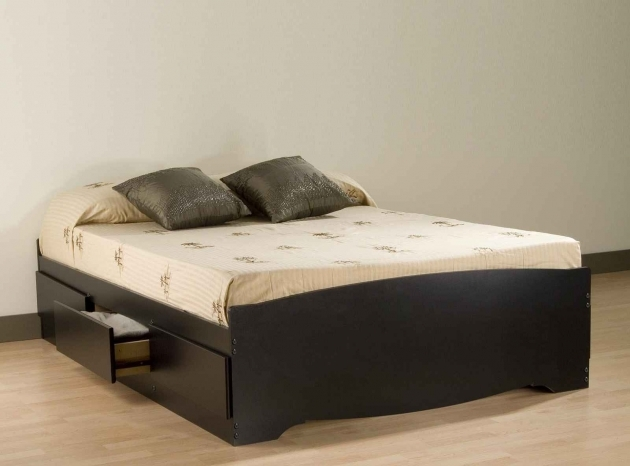 Platform Bed With Storage Ikea Images 03