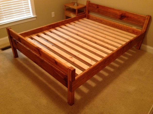Queen Size Bed Frame Furniture Images 66