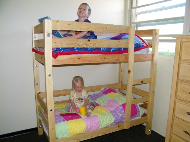 Toddler Bunk Beds Diy Projects Images 49