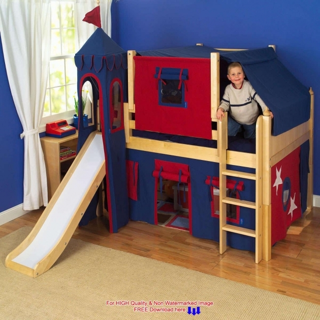 Toddler Bunk Beds Ideas Loft Bed  Picture 43