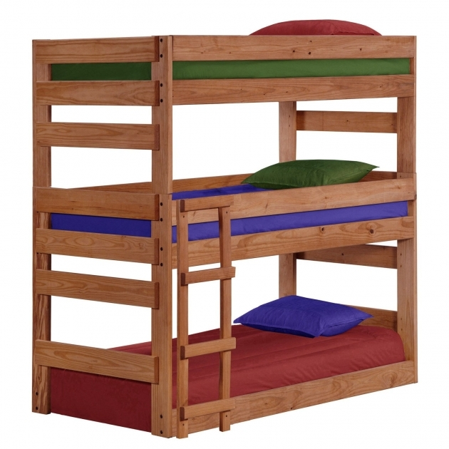 Triple Bunk Bed Chelsea Home Furniture Pic 54