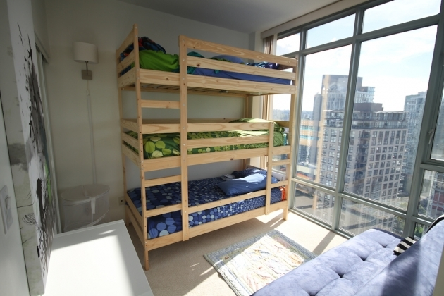 Triple Bunk Bed Ikea Hacking Your Way To Kid Stacking Pic 04