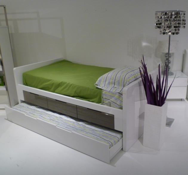 Twin Bed With Storage Ikea White Pictures 40