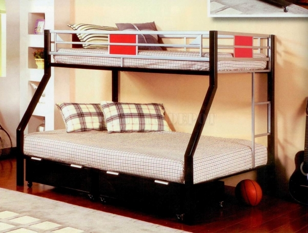 Twin Over Full Bunk Bed Ideas Trends And Very For Twin Mattress Images 22