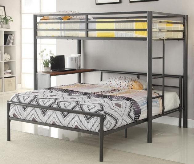 Twin Over Full Bunk Bed  Mattresses Full Size Pics 15
