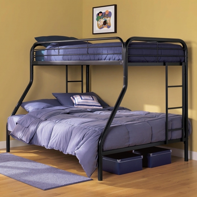 Twin Over Full Bunk Bed Plans Pics 02