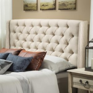 Upholstered Headboard Queen