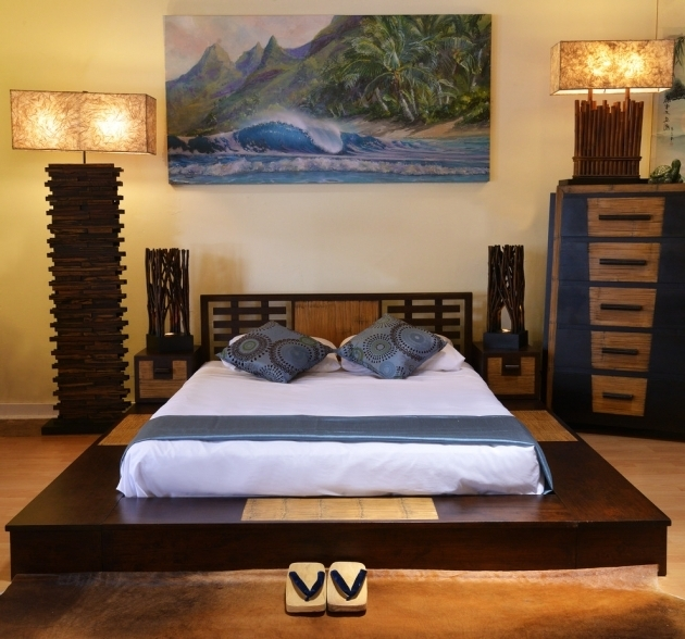 Bedroom Asian With Art Contemporary Japanese Asian Platform Bed Image 40