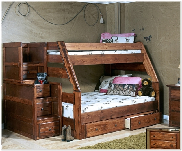 Bunk Beds With Stairs And Slide Bedroom Pretty Ideas Plans For Kids Image 09