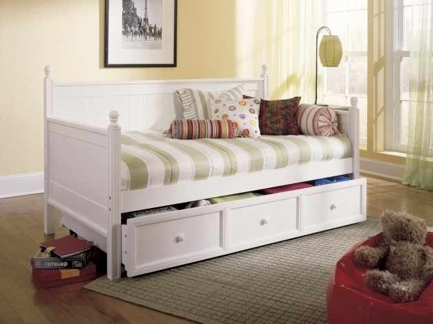 Casey Twin Daybed With Trundle Bed Photo 73