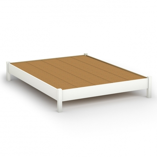 Wooden cheap platform bed frame queen size design photo 58 - Cool queen bed frames ...