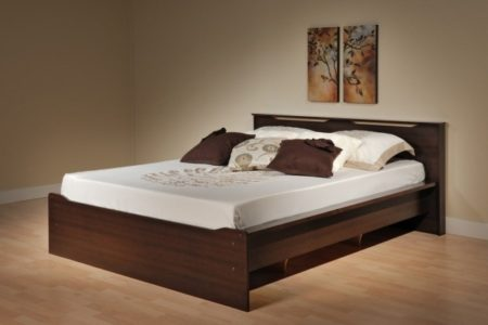 Cheap Platform Bed Frame Queen Plans