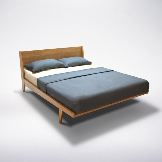 Cool Cheap Platform Bed Frame Queen Wooden Ideas Picture 44