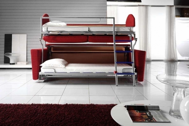 Couch That Turns Into A Bunk Bed For Bedroom Decor Arrangement Ideas Picture 97