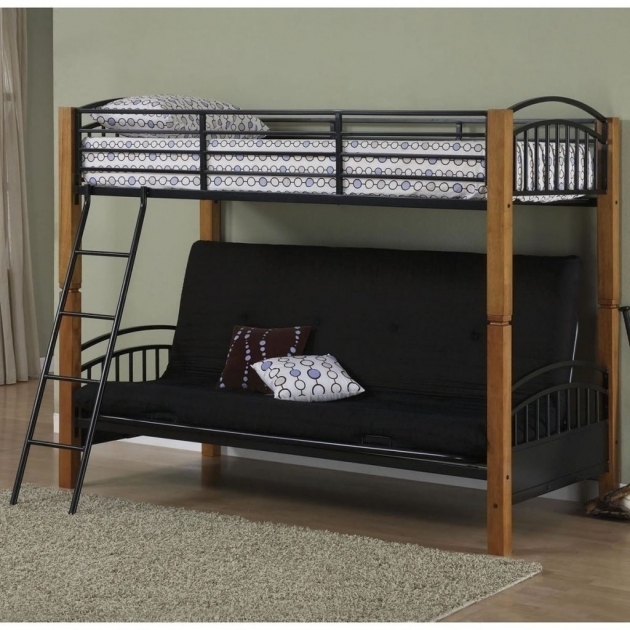 Dorel Twin Over Full Metal Bunk Bed Multiple Colors Design Image 48