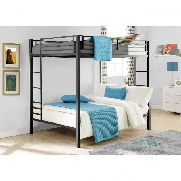 Dorel Twin Over Full Metal Bunk Bed Multiple Colors Finishes Big Bunk Bed Bedroom Furniture Ideas Images 60