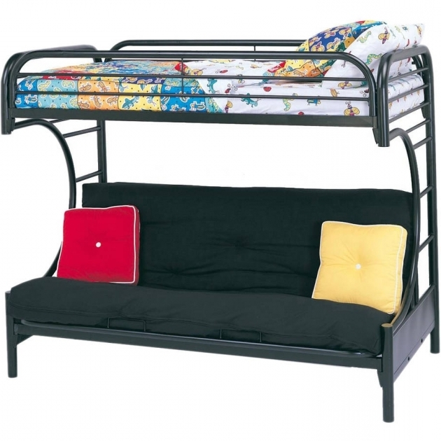 Dorel Twin Over Full Metal Bunk Bed Multiple Colors Photo 52