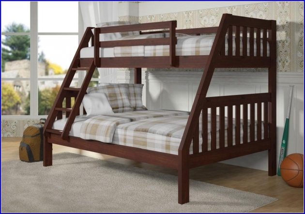 Full Size Bunk Beds Bedroom Home Design Ideas Pics 25