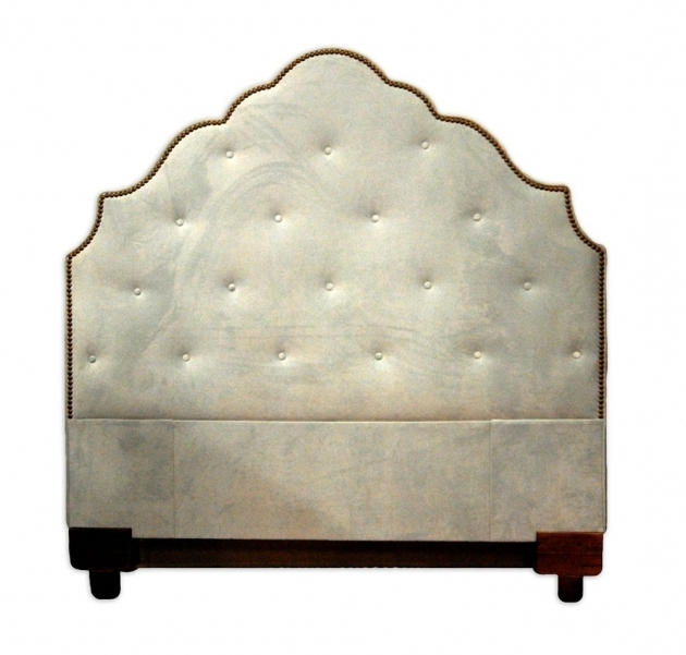 How To Make An Upholstered Headboard Queen Image 28
