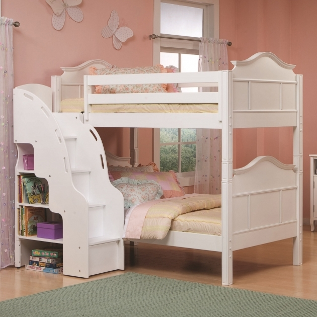 Kid Bunk Beds With Stairs Photo 67