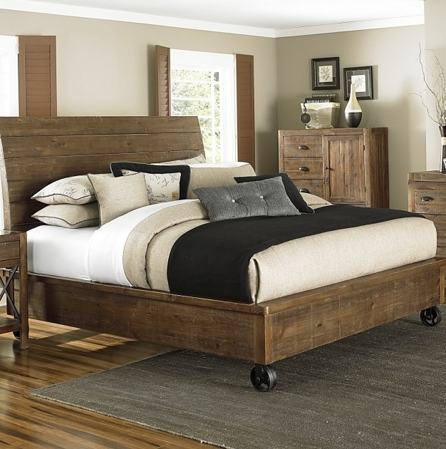 King Full Size Headboard And Footboard Sets Home Design Ideas Image 85