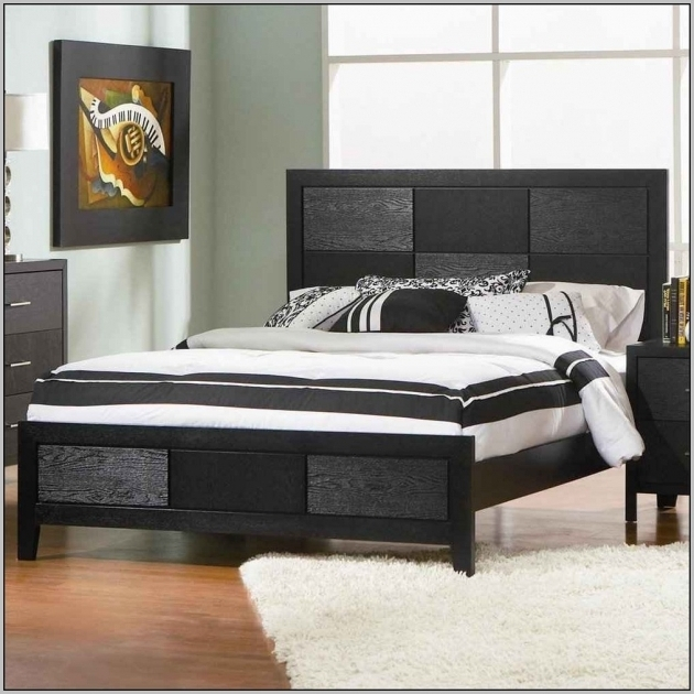 King Size Bed Frame With Headboard And Footboard Attachments Bedding Home Picture 57