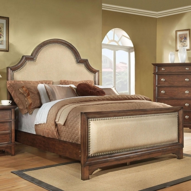 King Size Full Size Headboard And Footboard Sets Designs Picture 51
