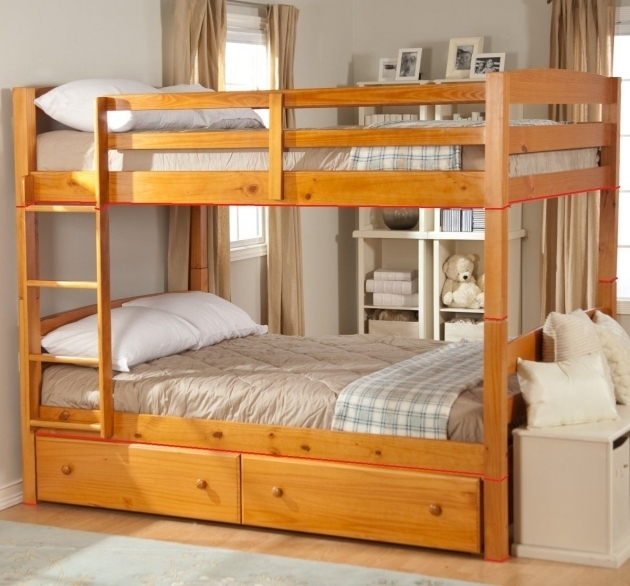 Low Ceiling Bunk Beds Decorating Ideas Photos 94