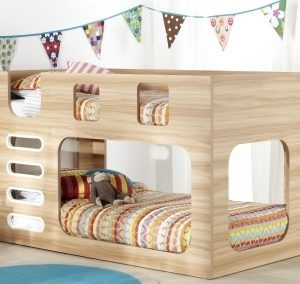 Low Ceiling Bunk Beds