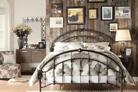 Metal Headboards for Double Bed