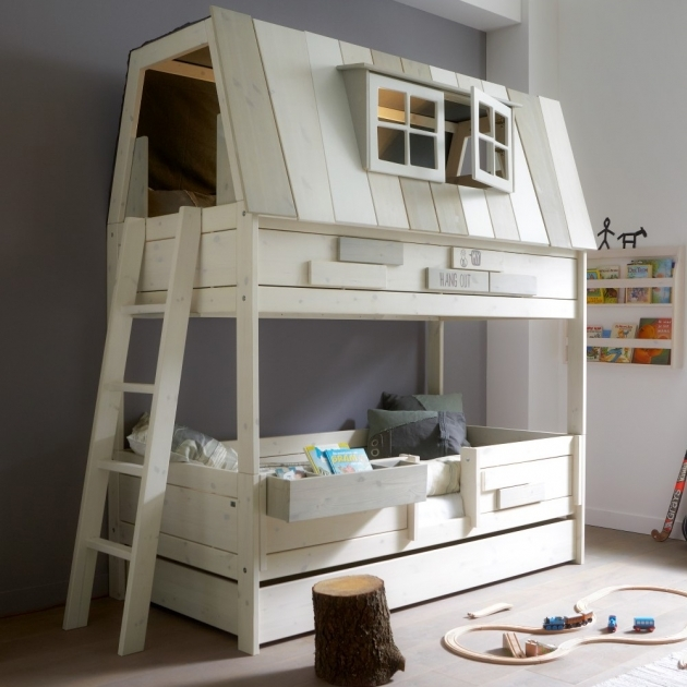Modern Bwhite Bunk Beds For Kids Photos 01