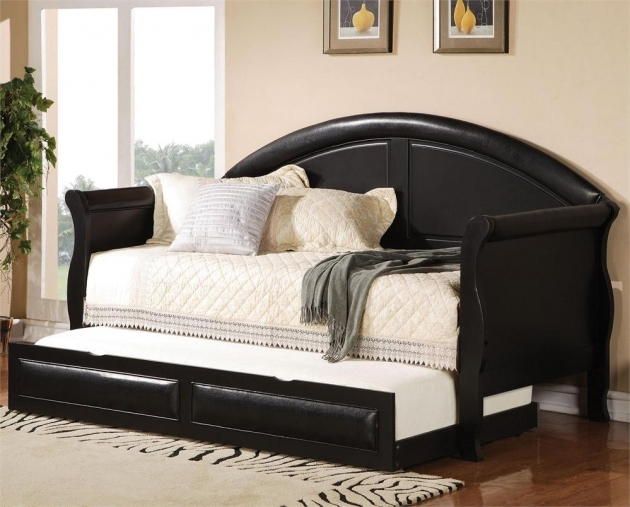Modern Daybed With Trundle And Mattresses Hillsdale Photo 98