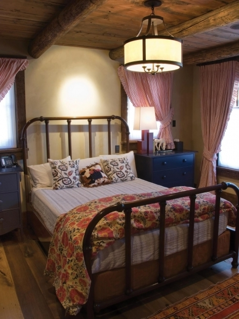 Photos Hgtv Rustic Bedroom With Antique Iron Bed Iranews Photo 37