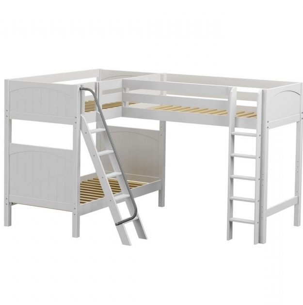 Short Low Ceiling Bunk Beds Design Ideas Image 62