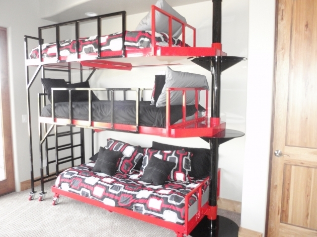 Sofa Bunk Bed 3 Bunk Bed 3 Tier Images 94