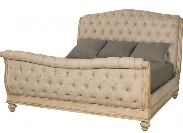 Tufted Upholstered Headboard And Footboard Set Ideas Picture 20