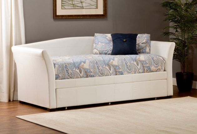 Twin Daybed With Trundle Bed For Kids New Interior Home Photo 54