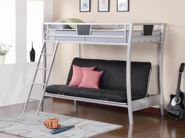 Twin Futon Sofa Bunk Bed Image 38