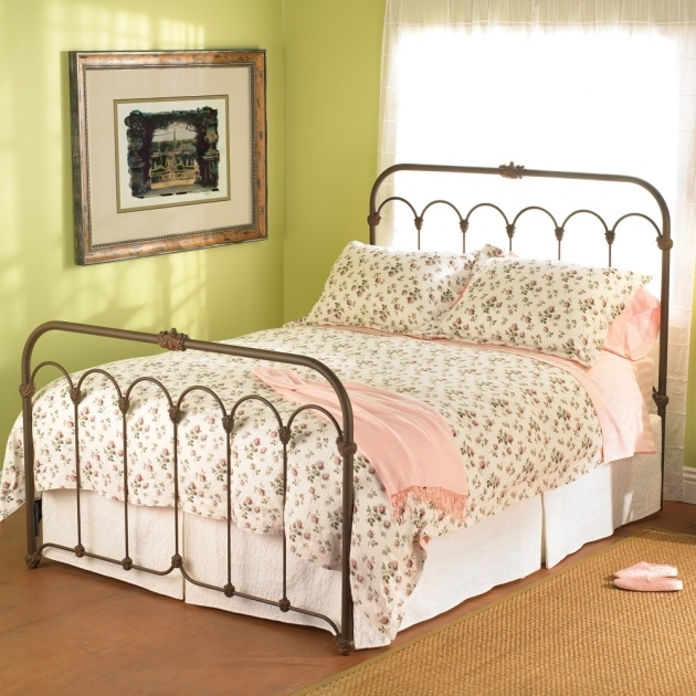 Wrought Iron Headboard Hillsboro Iron Bed Wesleyallen Pic 91