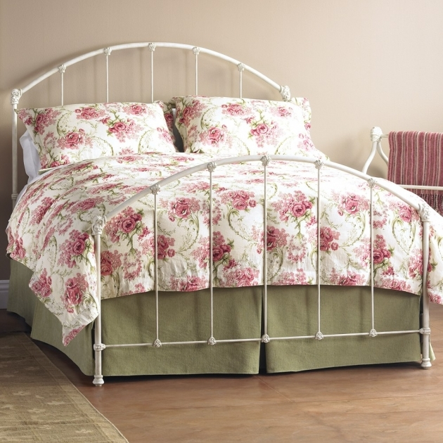Wrought Iron Headboard King Bed Picture 99