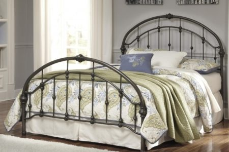 Ashley Furniture Metal Beds