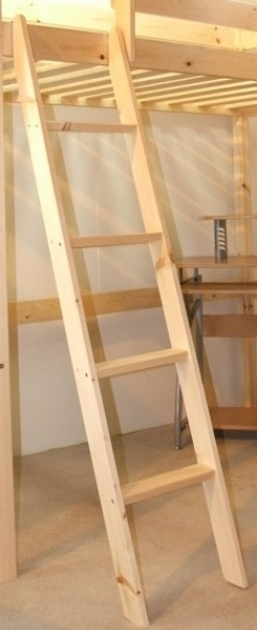 Celeste Pine Bunk Bed Replacement Ladder Picture 48