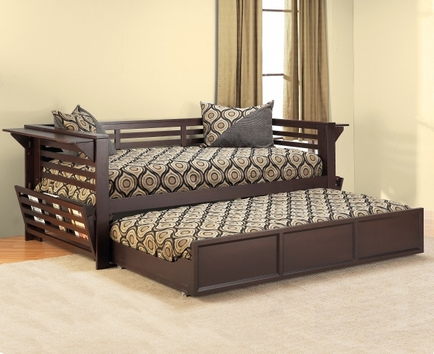 Full Size Daybed With Trundle Bed Inspiring Bedroom Furniture Image 34