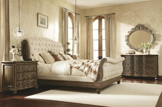 King Headboard And Footboard Sets Bedroom Furniture Collections Pictures 96