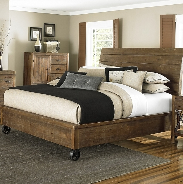 King Headboard And Footboard Sets Design Ideas Image 90